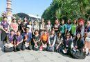 โครงการฝึกอบรมเชิงปฏิบัติการพัฒนาทักษะการพากษ์ทัวร์ตามมาตรฐานวิชาชีพ วันที่ 5-8 ธันวาคม 2560