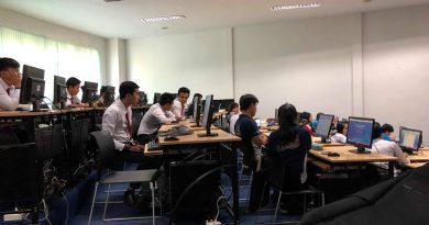 มหาวิทยาลัยราชภัฎสุราษฎร์ธานี  จัดอบรม'Young Webemaster Camp